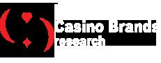 Casino Brand white logo